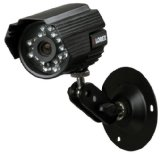 Lorex SG7561B High Resolution Weatherproof Color Security Camera with Audio (Black)