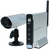 Lorex Wireless Video System with Rechargable Lithium Battery (Color)