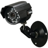 Lorex SG7560B High-Resolution Weatherproof Night Vision Camera with Audio