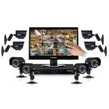 LOREX 16 CH Touch Surveillance Camera System