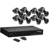 Lorex LH3261001C8B Channel DVR Security System, Black