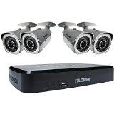 Lorex LNR182C4 8-Channel 1080P Hd Nvr System With 2Tb Hdd & 4 Hd Ip Cameras