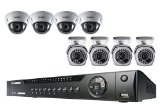 Lorex LNR400 Series 8 Channel HD 1080p Security System with 2 TB HDD and 8 HD PoE Cameras