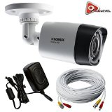 LOREX LBV-2521 1080p Analog HD CCTV Bullet Security Camera 130′ Night Vision