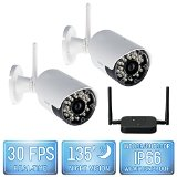 Lorex Digital Wireless Security Camera 2-Pack