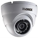 Lorex Lev1522b Additional 720p Hd Dome Security Camera For Lhv100 Series Hd Dvrs