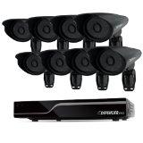 Defender Sentinel Pro 8CH H.264 Smart Security DVR with 1TB Storage Including 8 Ultra Hi-Res Outdoor Surveillance Cameras,21113
